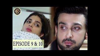 Aisi Hai Tanhai Episode 9 & 10 - Nadia Khan , Sami Khan & Sonya Hussain
