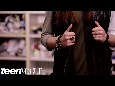 How to Do the High-End Rock 'n' Roll Trend – Outfit of the Day – Teen Vogue