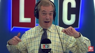 The Nigel Farage Show On Sunday: How do we fix the NHS? 2/2 LBC - 19th November 2017