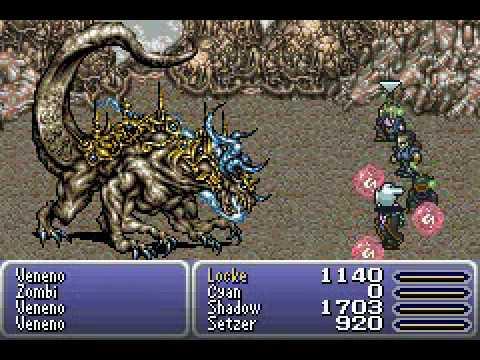 Final Fantasy VI Advance - Atma Weapon