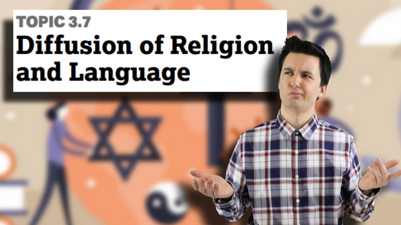 Universalizing/Ethnic Religions & Languages [AP Human Geography Unit 3 Topic 7] (3.7)