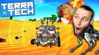NEW BLOCKS OF AWESOME! - TerraTech #2