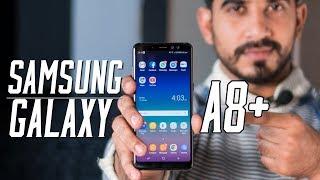 Samsung Galaxy A8+ Hindi Review: Should you buy it in India?[Hindi-हिन्दी]