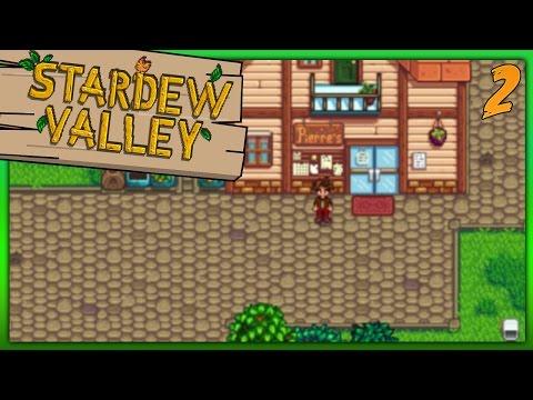 Stardew Valley- Episode 2- FISHING AND ARCADE GAMES!(Stardew Valley Gameplay/Playthrough)