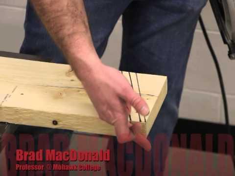 Brad's Hip Rafter Video