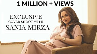 JFW Photoshoot with Mom to be Sania Mirza | July