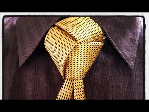 How to tie the Trinity Knot: Step by step instructions