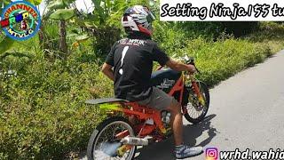 Setting Drag Ninja 155.....