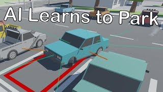 AI Learns to Park - Deep Reinforcement Learning