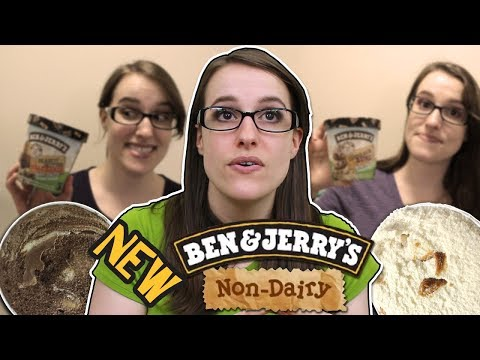 New Ben & Jerry's Non-Dairy Ice Cream! (plus thoughts on youtube subscription feed