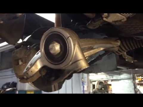 BMW E46 M3 Front Control Arm Bushing Replacement In 20 Minutes