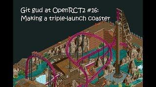 Git Gud at OpenRCT2 #3: Track merging