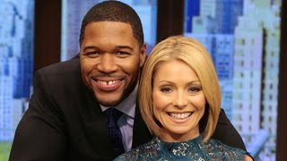 The Truth Behind Michael Strahan Leaving Live