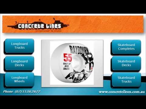 Buy Longboard Wheels Online