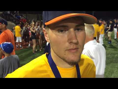 East Syracuse Minoa wins sectional baseball title