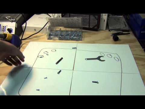 4X set Magnetic Screw Professional Mat with dry erase surface-Professional ProMat CyberDoc LLC