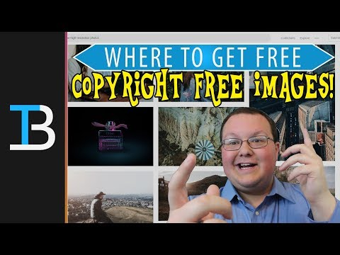 Where To Find Free Stock Photos For Your Website? (6 Places To Find Copyright Free Images!)