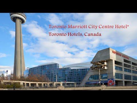 Toronto Marriott City Centre Hotel - Toronto Hotels, Canada