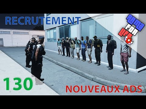 [Arma 3 Life] POLICE   Episode n°130 : Recrutement ADS
