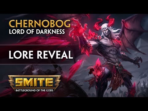 SMITE - God Lore Reveal - Chernobog, Lord of Darkness