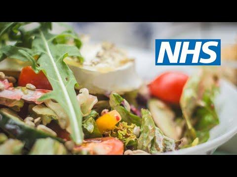 Healthy Eating: Afghan salad
