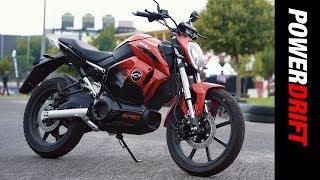 Revolt RV 400 : India's first electric motorcycle ridden : PowerDrift