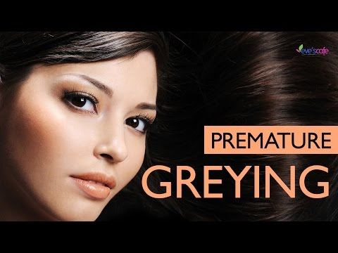 How to stop Grey & White Hair Natural Home Remedies( Grey Hair turn to Black )