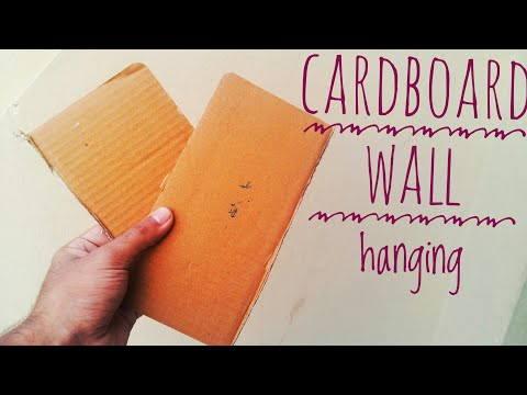 DIY  - Simple Home Decor / Wall Hanging Craft | Wall Decoration Ideas |