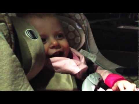 Headbanging Baby