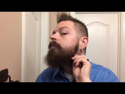 How to get Straight Beard lines without cutting any Beard!