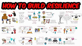 10 Ways to Build and Develop Resilience