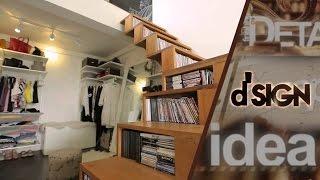 Unique Design Bedroom