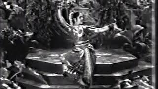 Senthaamarai 1962-Padmini dance -Paadamaten naan paadamaten