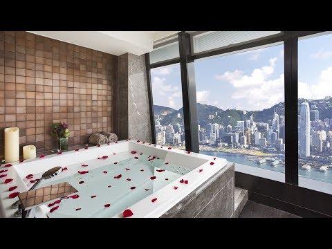Inside the world's highest hotel: The Ritz-Carlton Hong Kong (+ review)