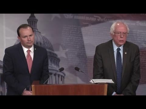 Sanders, Lee and Murphy Introduce Yemen War Powers Resolution
