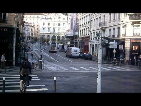 Lyon Trolley buses