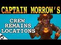 Download  How to Find All Captain Morrow Crew Member Locations | Uncover the Fate | Sea of Thieves MP3,3GP,MP4