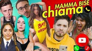 MAMMA BISE CHIAMA GLI YOUTUBERS #2 | Matt & Bise