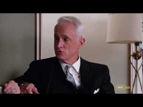 Mad Men - Roger Sterling on the Art of Accounts