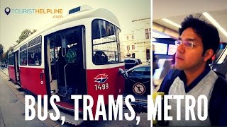 How to use Public transport in Vienna for Tourists