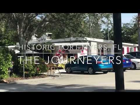 Things to do in Fort Myers, FL   Travel Vlog