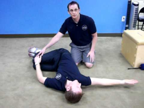 Back Pain and Stress Relief Exercises