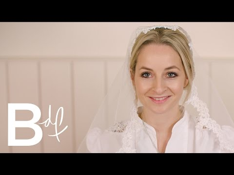 DIY Wedding: Making Your Own Lace Veil