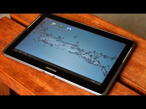 Samsung Galaxy Tab 2 10.1 GT P5113 Benchmark and Performance test