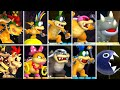New Super Mario Bros 2 3ds All Koopaling And Bowser Boss Fig