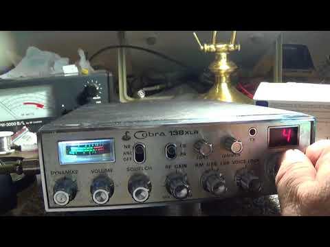 update on cobra 138 XLR 001