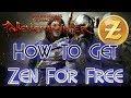 Neverwinter How to Get Free Zen