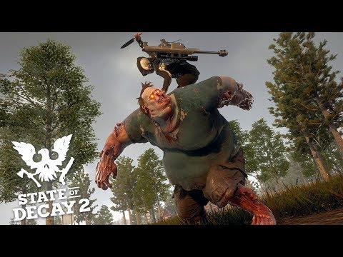 ZOMBIE KILLING SNIPER! State of Decay 2