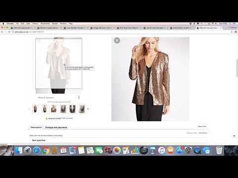 Make Money on Ebay - sales 13 - 18 Sept - UK reseller - selling clothes