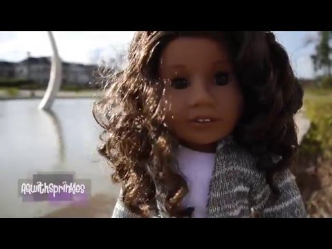 Behind the Scenes of an American Girl Doll Photoshoot